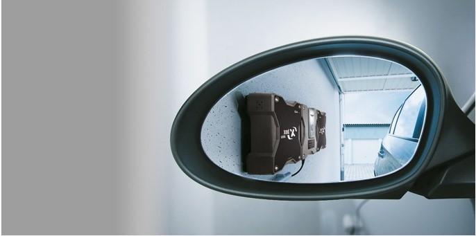 Rückspiegel Aperto X-BOX