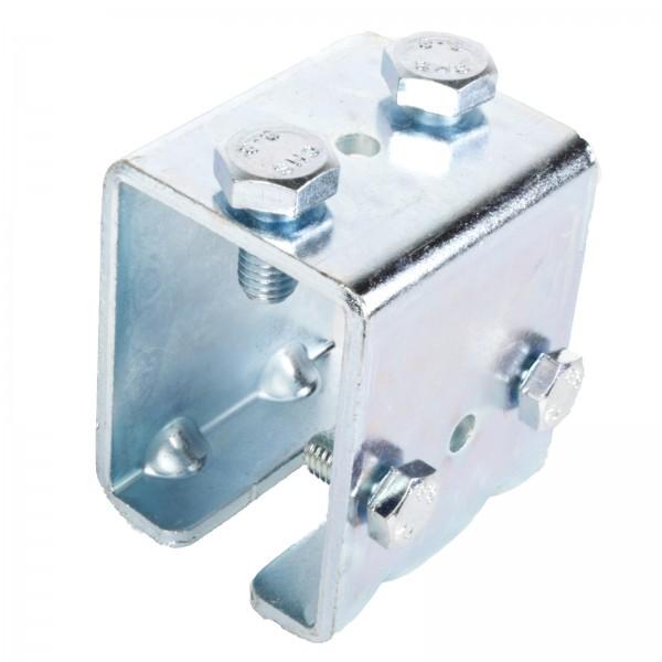 Verbindungsmuffe für BasicLine Laufschienenprofil bis 150kg
