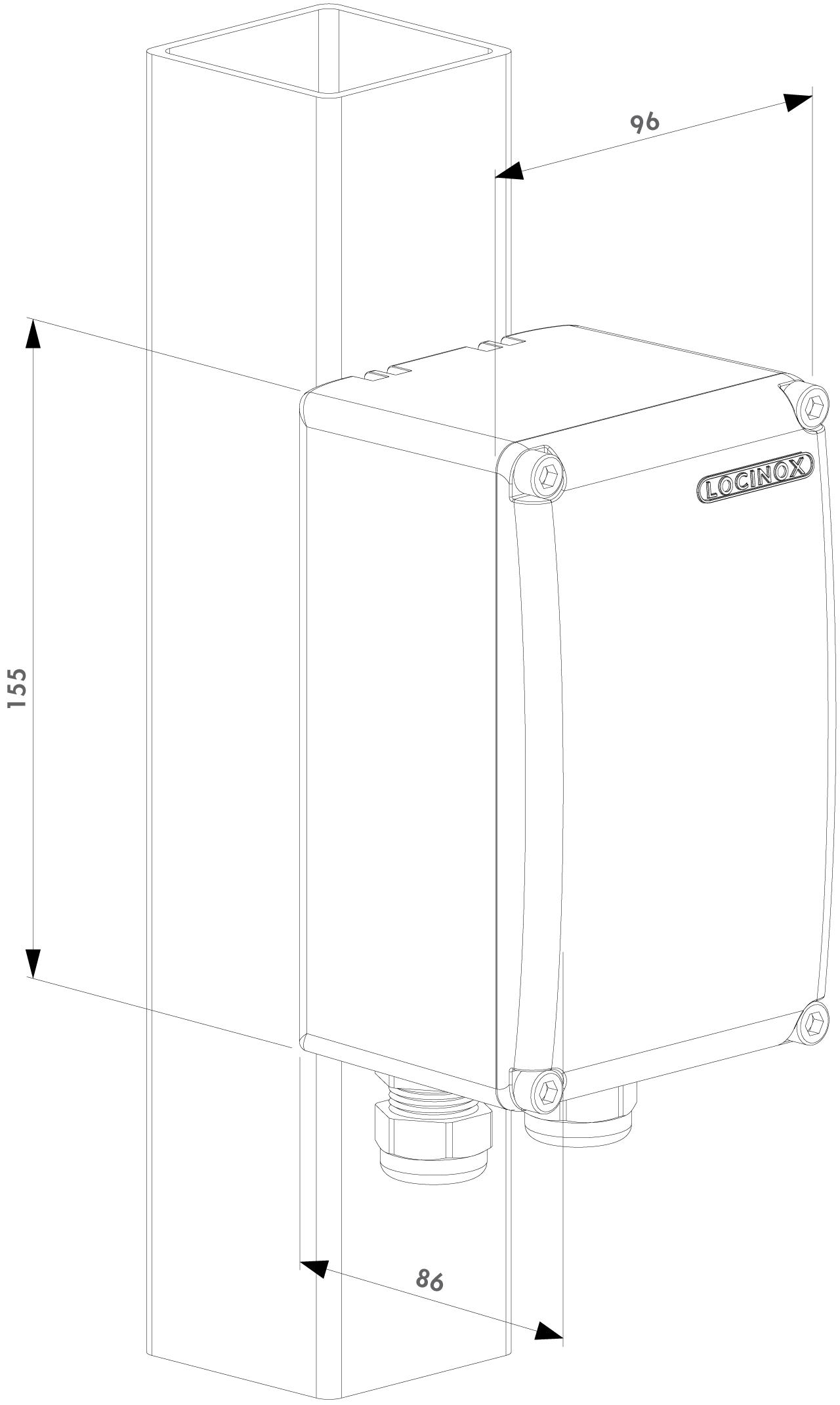 Zeichnung Powerbox