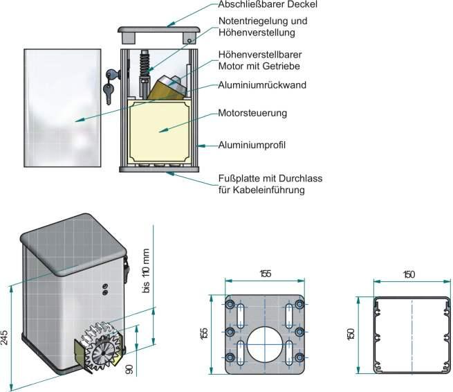 Compact-slider-Technische-Daten