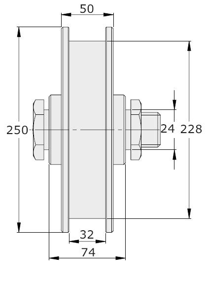 1600x1600_803170_Laufrolle-UN-B-250mm-Zeichnung