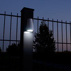 LED Zaunbeleuchtung Locinox Tricone