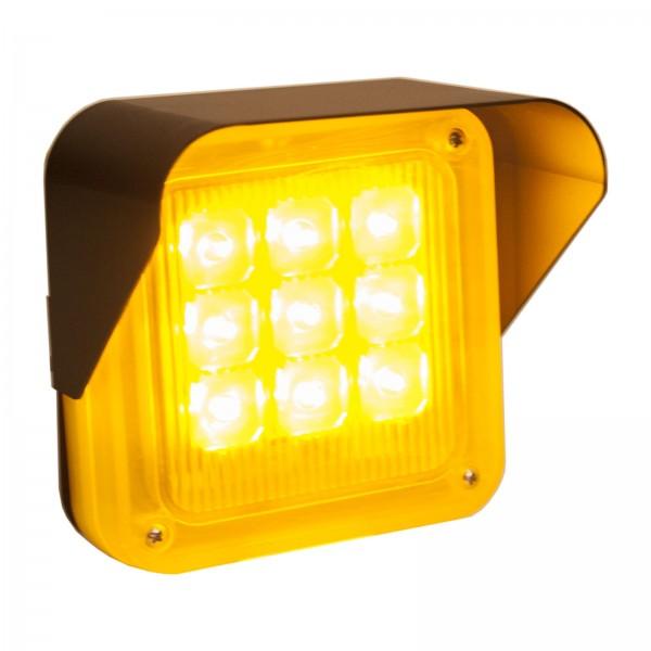 LED-Ampel Gelb 24 Volt