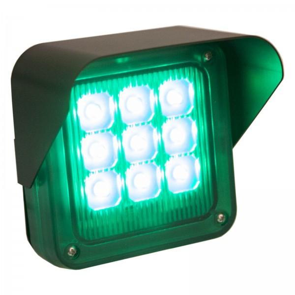 LED-Ampel Grün 24 Volt