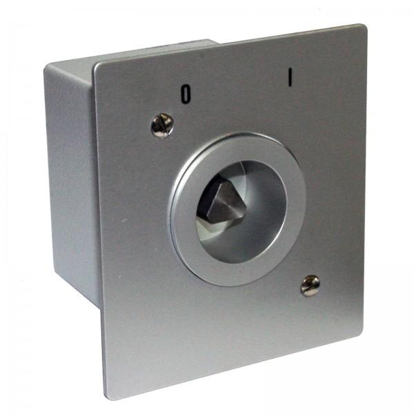 Schlüsselschalter mit Feuerwehrzylinder UPB 1-1R