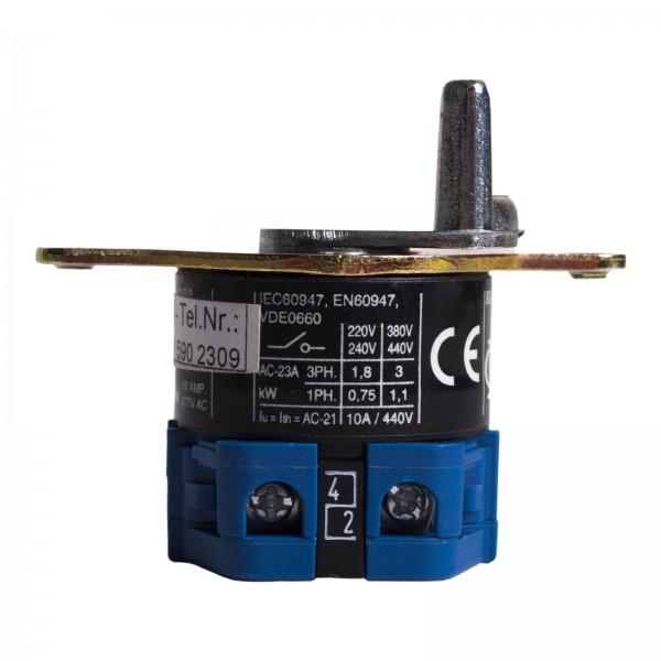 Schaltereinsatz CA10 A795 einseitig tastend