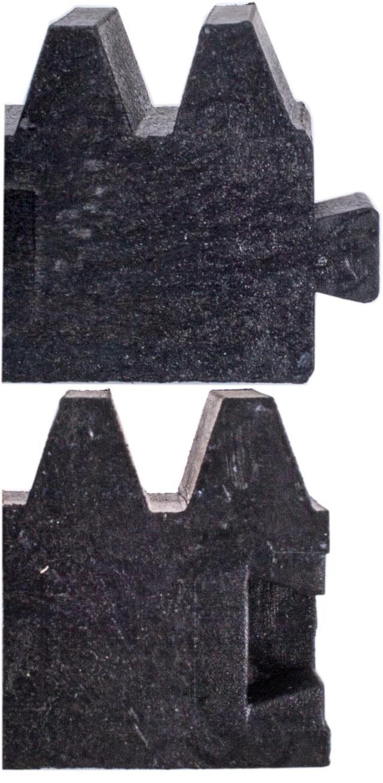 Kunststoff-Steckverbindung-Detail
