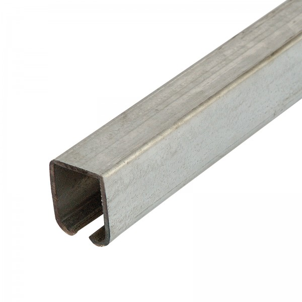 Laufschienenprofil 33x34 mm bis 75 kg 1m | 2m