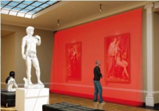 Absicherung von Kunstobjekten