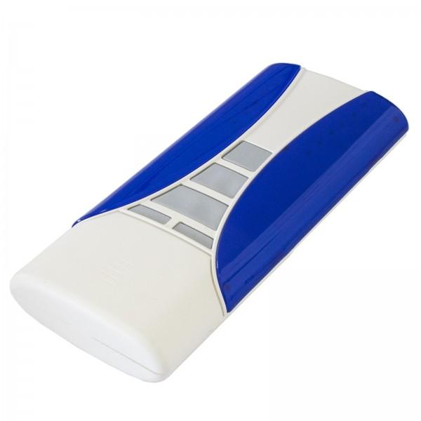 Handsender für Fensterantriebe Comunello 6-Kanal blau / weiß