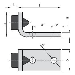 Zeichnung-Winkelpuffer