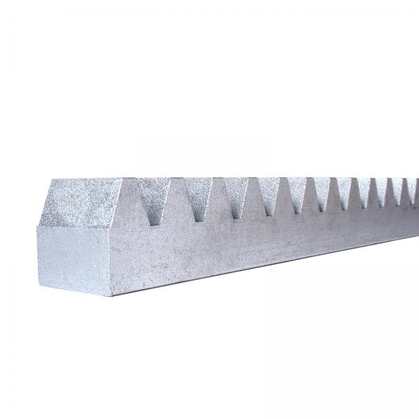 Zahnstange Modul 4, 22x22 mm, Länge 2 m