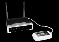 Verbinden Sie Ihren Router mit dem Internetgateway