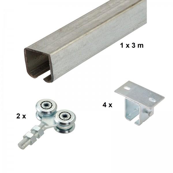 Laufwerkset Basic-Line Konfigurator bis 150kg