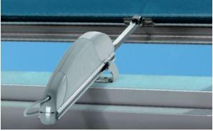 Fensterantrieb Airwin mit Endschalter