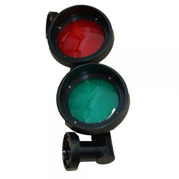Verkehrsampel rot-grün LED 230 V