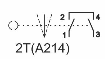 Schaltplan Schalter A214