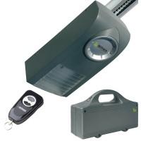 Garagentorantrieb Berner GA101 Akku/Solar ohne Schiene