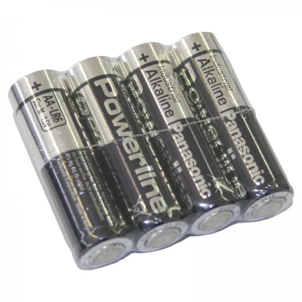 Hochleistungsbatterie Panasonic Industrial AA-LR6