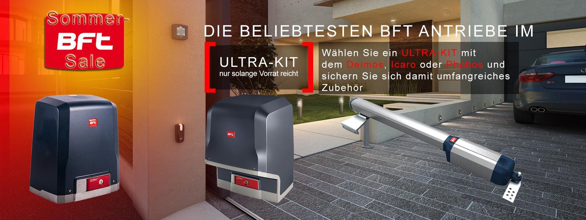 BFT Torantrieb Sommer Sale
