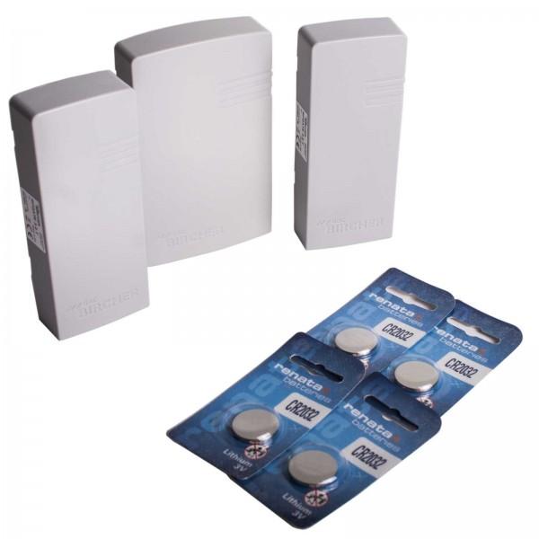 Signalübertragungssystem für Sicherheitsschaltleisten RFGate