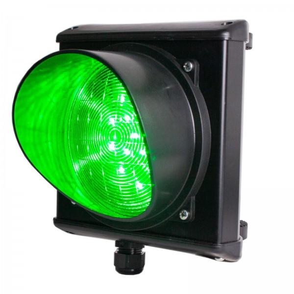 Verkehrsampel grün LED 24 / 230V