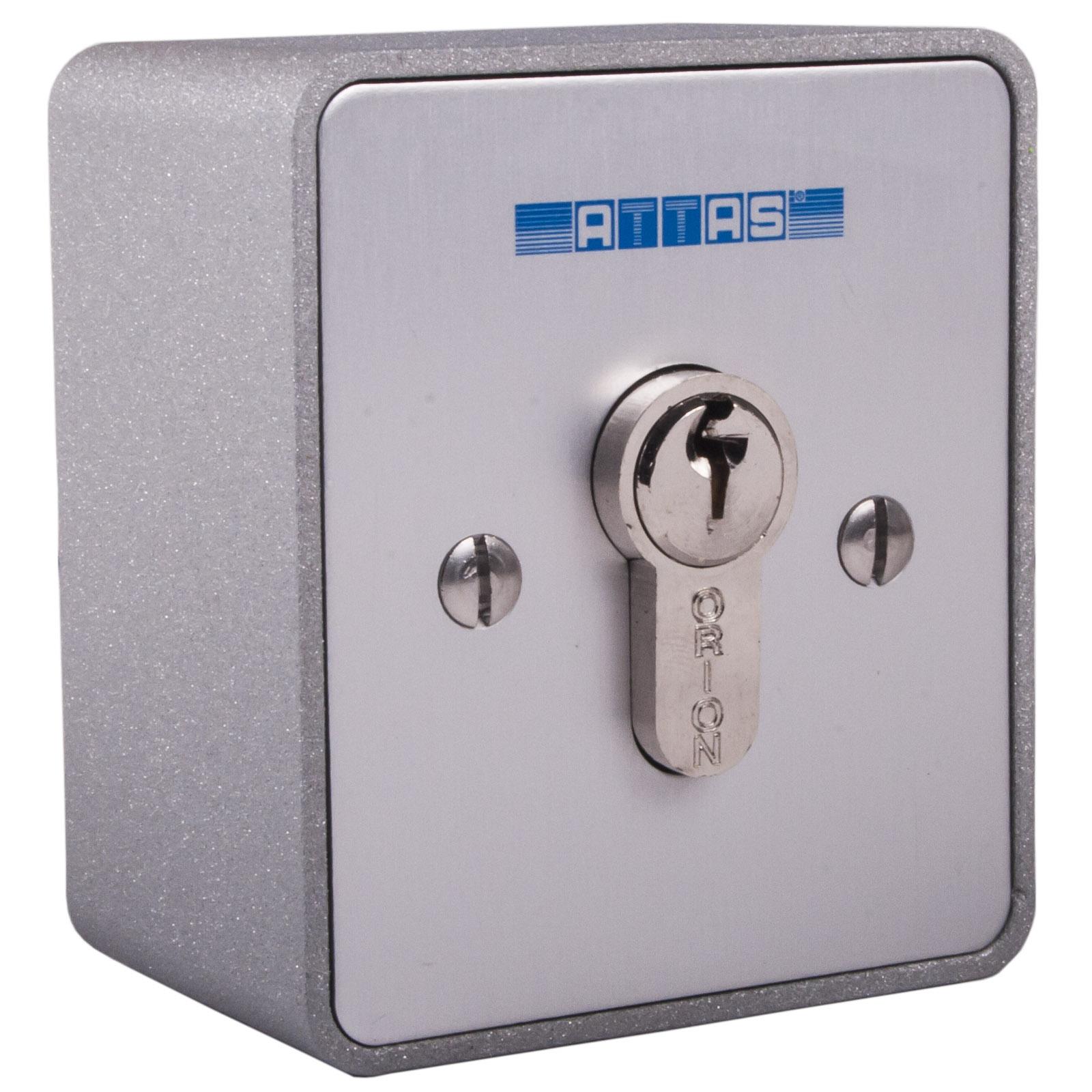 Schalteinsatz Schaltkontakt für Orion Schlüsseltaster Schlüsselschalter Serie SE