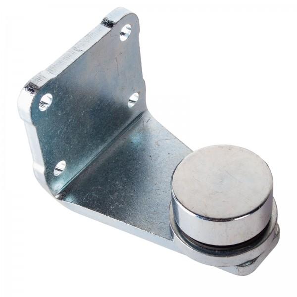 Unteres Drucklager Ø50 mm mit Montageplatte