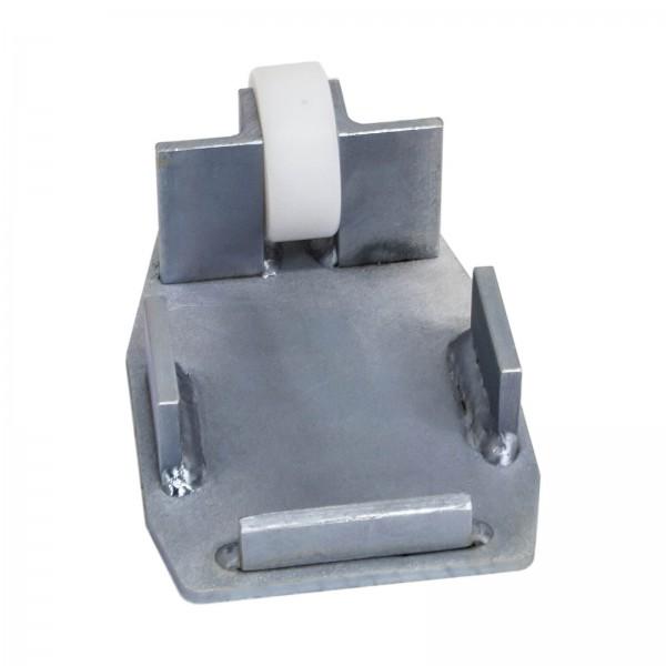 Kopfdeckel mit Stützrolle KD 115/SR