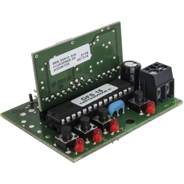 Funkempfängermodul E16 868 MHz 4-Kanal