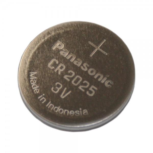 Batterie Panasonic CR 2025 3V