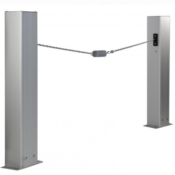Seil / Kettenabsenker in Aluminium oder Edelstahl