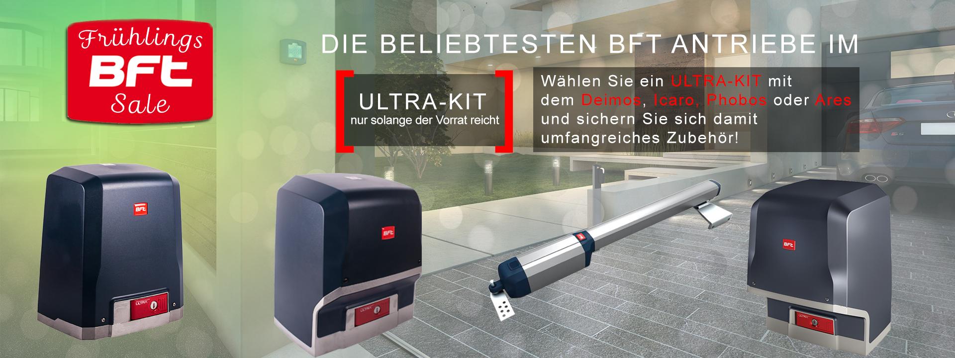 BFT Torantrieb ULTRA-KIT
