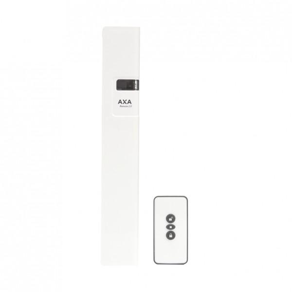 AXA Fensterantrieb für Drehflügel Batterie- Akkubetrieben mit Fernbedienung