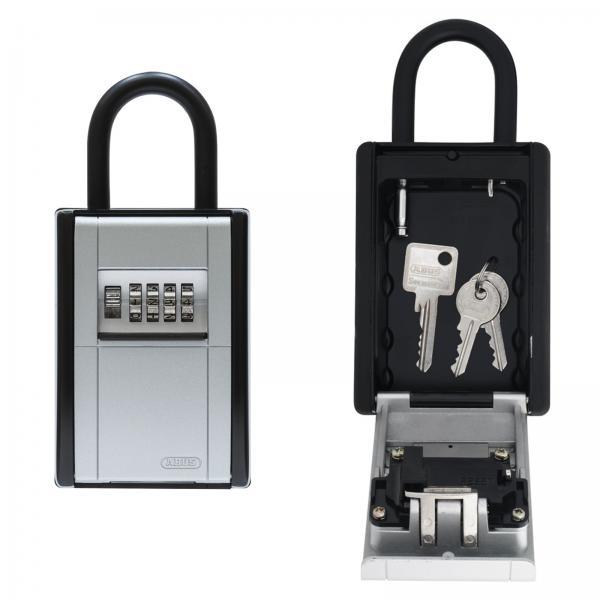 ABUS Schlüsseltresor KeyGarage™ 797 LED mit Bügel