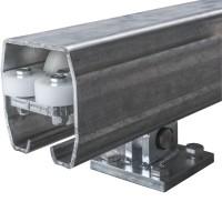 FST 75 bis LD 6,0 m max. 450kg geteilt ohne höhenverstellbarer Grundplatte