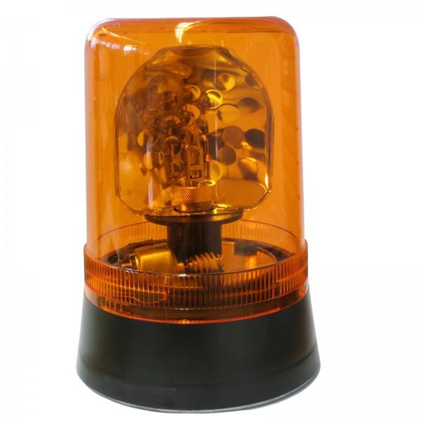 Rundumkennleuchte Halogen 230 V orangegelb