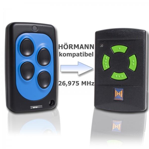 Handsender Jane für Hörmann HSE2 und HSM4 26,975 MHz