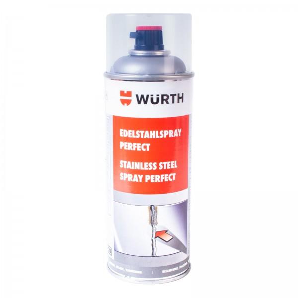 Edelstahlspray Perfect 400 ml Würth (0893114116)