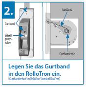 Montageschritt2 Rademacher RolloTron
