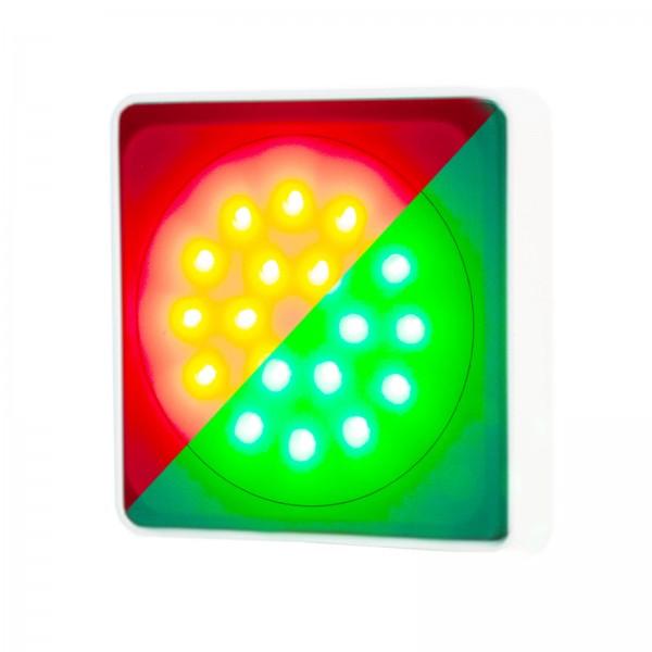 Signalleuchte LED rot grün