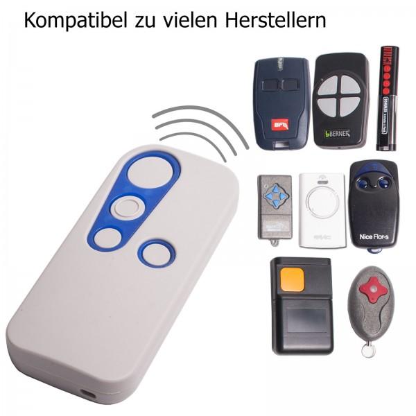 Universal Vielfrequenz Handsender 433,92-868,35 MHz