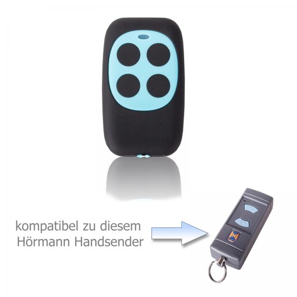 Handsender 868 MHz für HÖRMANN mit blauen Tasten HSE2 HSE4