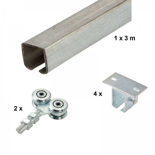 Laufwerkset Basic-Line Konfigurator bis 300kg