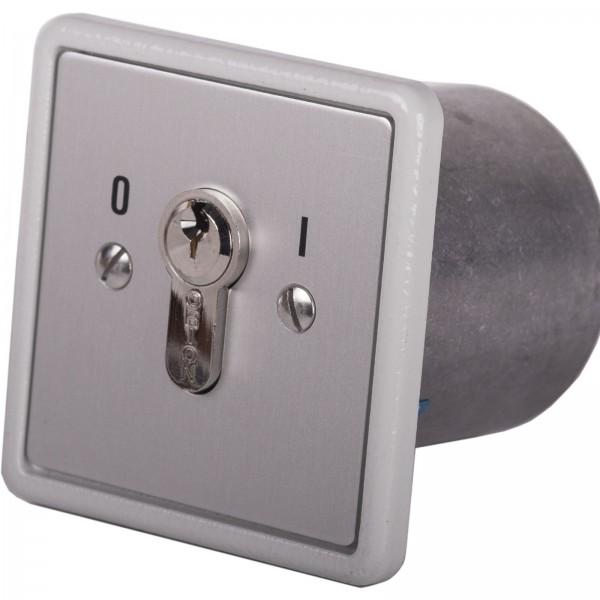 Schlüsselschalter rastend UPRA-Copy