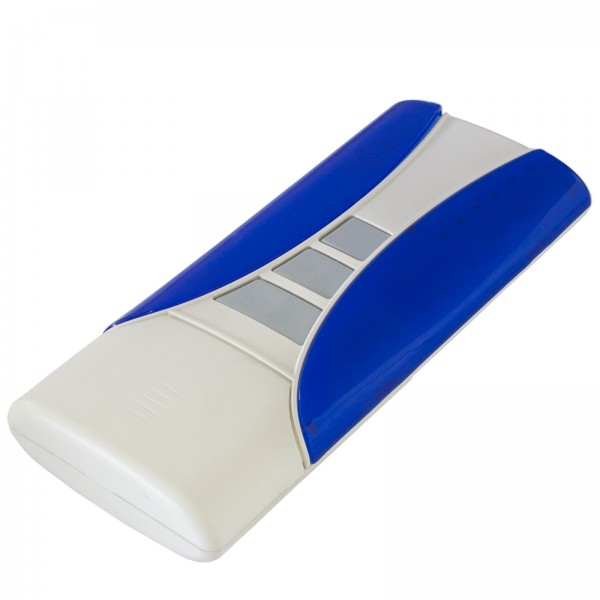 Handsender für Fensterantriebe Comunello 1-Kanal blau / weiß