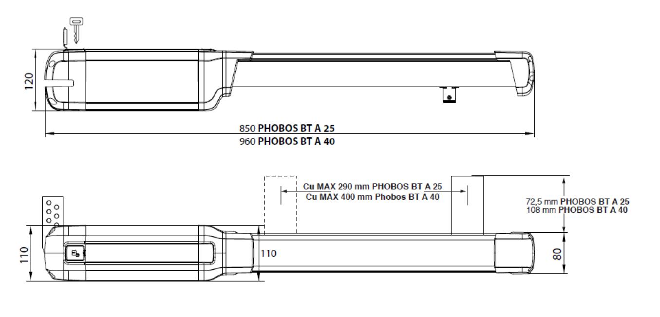 Phobos Zeichnung