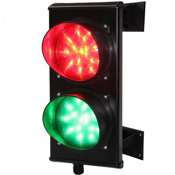 Verkehrsampel rot-grün LED