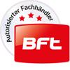 ATTAS ist offizieller BFT Vertriebspartner in Deutschland