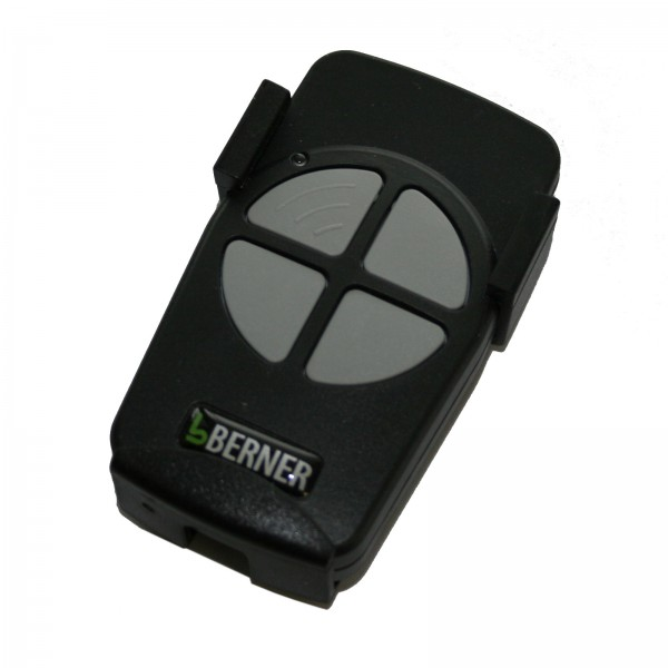 Handsender Berner 868 MHz 4-Kanal Rolling-Code M868